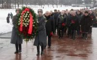 72-я годовщина полного освобождения от фашистской блокады